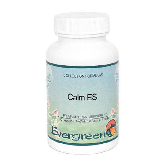 Picture of Calm ES - Evergreen Caps 100ct