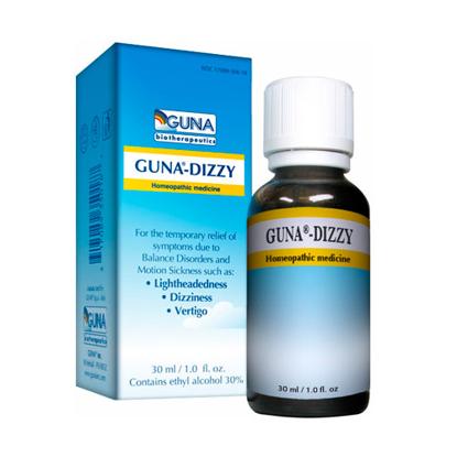 Picture of Guna Dizzy oral drops