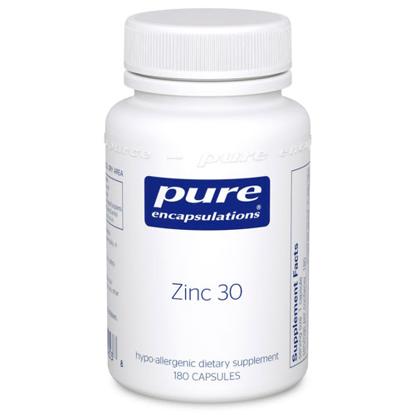 Picture of Zinc 30 180's, Pure Encapsulations