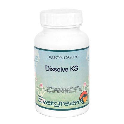 Picture of Dissolve KS - Evergreen Caps 100ct
