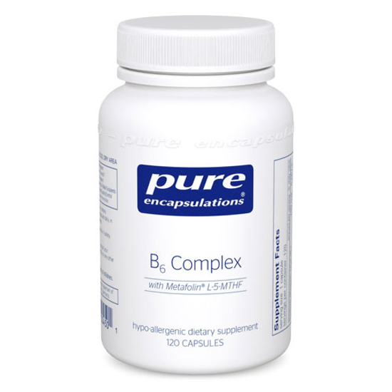 Picture of B6 Complex 120's, Pure Encapsulations