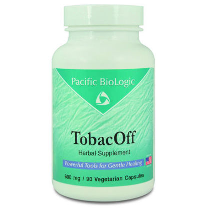 Picture of TobacOff 90's, Pacific BioLogic