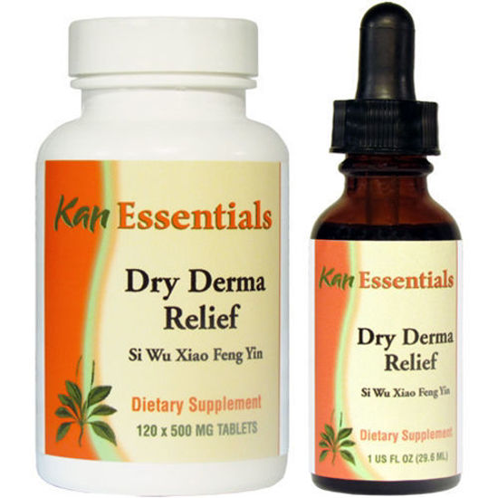 Picture of Dry Derma Relief 120's Kan