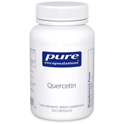 Picture of Quercetin 120's, Pure Encapsulations