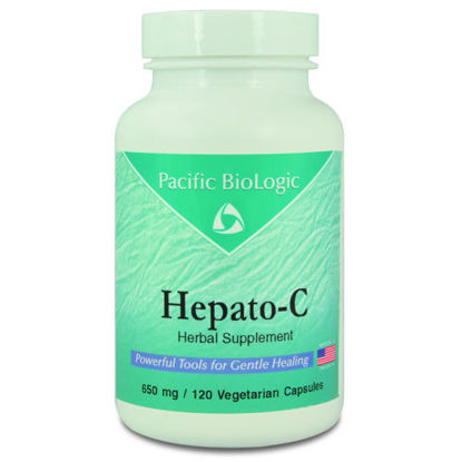 Picture of Hepato C 120's, Pacific BioLogic