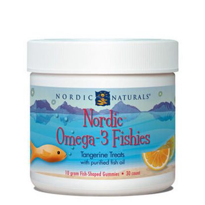 Picture of Nordic Omega 3 Fishies 30ct, Nordic Naturals