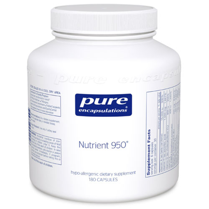 Picture of Nutrient 950 180's, Pure Encapsulations