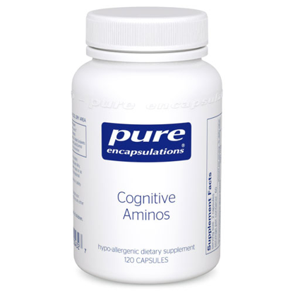 Picture of Cognitive Aminos 120's, Pure Encapsulations
