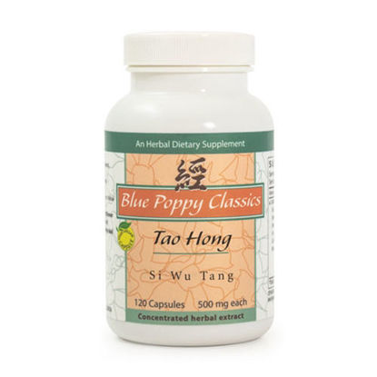 Picture of Tao Hong Si Wu Tang 120's, Blue Poppy