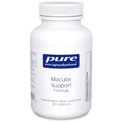 Picture of Macular Support Formula by Pure Encapsulations