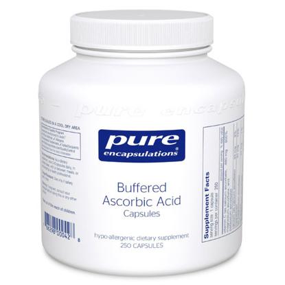 Picture of Viitamin C Buffered Ascorbic Acid 250's, Pure Caps