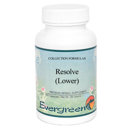 Picture of Resolve (Lower) Granule 100g, Evergreen