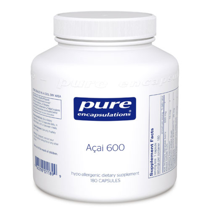 Picture of Acai 600 180ct, Pure Encapsulations