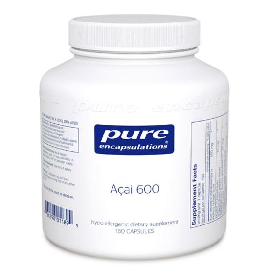 Picture of Acai 600 180ct, Pure Encapsulations