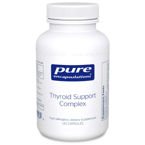 Picture of Thyroid Support Complex 120ct., Pure Encapsulations
