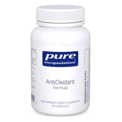Picture of AntiOxidant Formula 120's, Pure Encapsulations