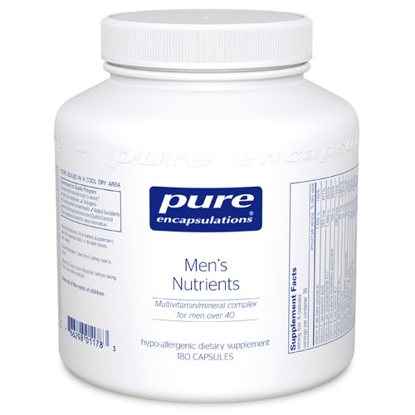 Picture of Men's Nutrients 180ct, Pure Encapsulations