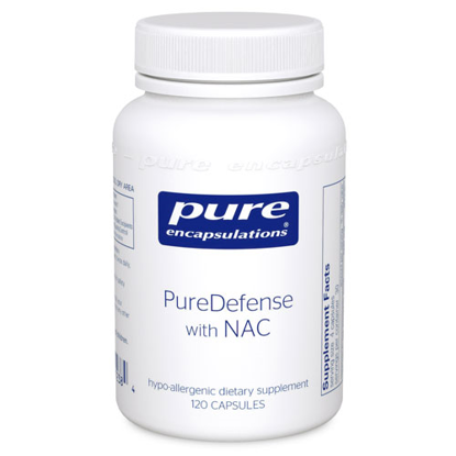 Picture of Pure Defense w/ NAC 120's, Pure Encapsulations