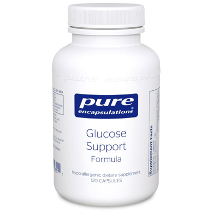 Picture of Glucose Support Formula 120's, Pure Encapsulations