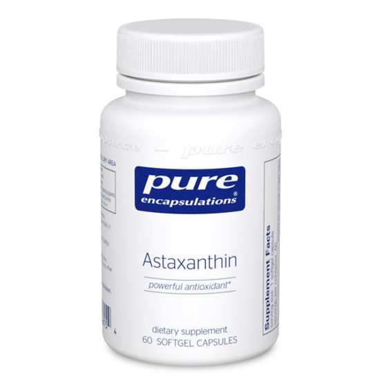 Picture of Astaxanthin 120 ct., Pure Encapsulations
