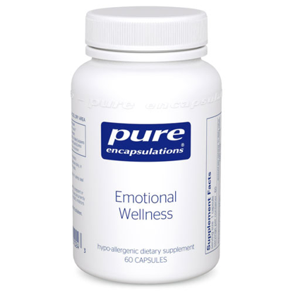 Picture of Emotional Wellness 60's, Pure Encapsulations