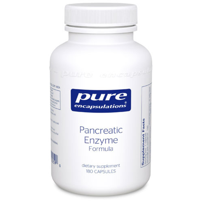 Picture of Pancreatic Enzyme 180's, Pure Encapsulations