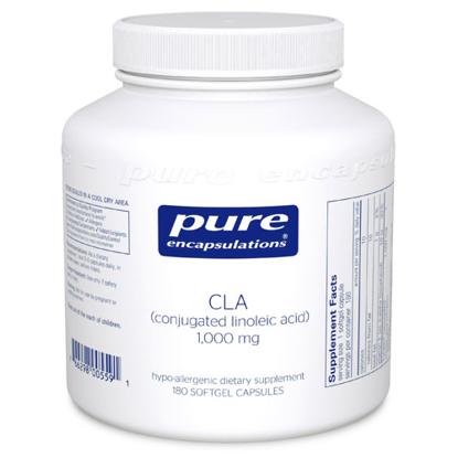 Picture of CLA (conjugated linoleic acid) 180's 1,000 mg., Pure Encap