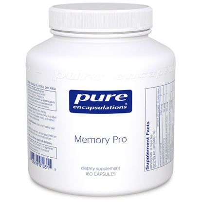 Picture of Memory Pro 180's, Pure Encapsulations