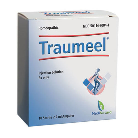 Picture of Traumeel® Injection Solution (Rx) *