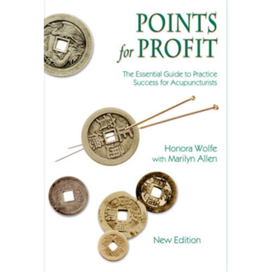 Picture of Points for Profit: Guide to Practice Success, Blue Poppy