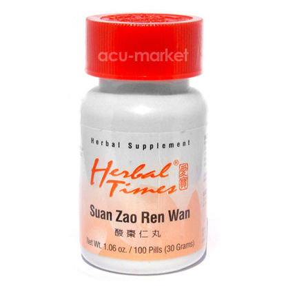 Picture of Suan Zao Ren Wan by Herbal Times®