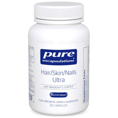 Picture of Hair Skin Nails Ultra 60 ct., Pure Encapsulations
