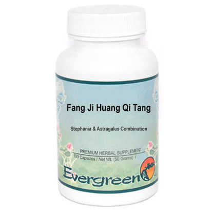 Picture of Fang Ji Huang Qi Tang Evergreen Capsules 100's