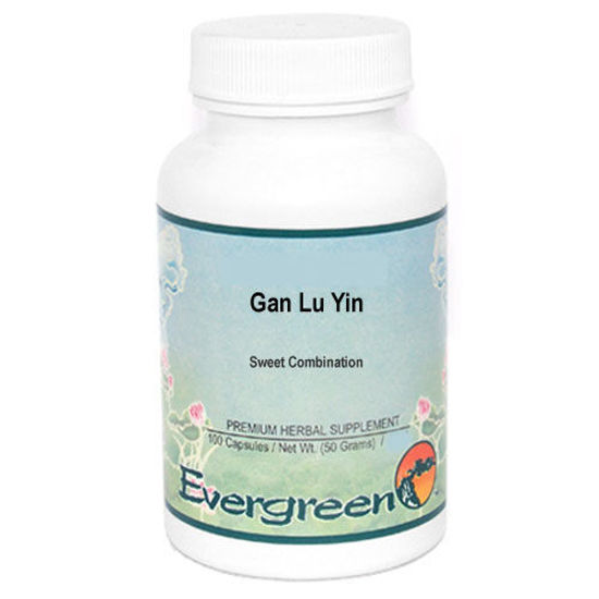 Picture of Gan Lu Yin Evergreen Capsules 100's