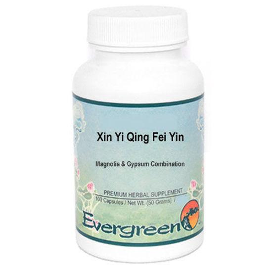 Picture of Xin Yi Qing Fei Yin Evergreen Capsules 100's