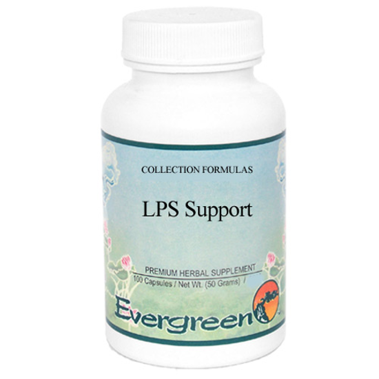 Picture of LPS Support Granules 100g, Evergreen