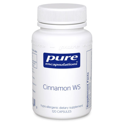 Picture of Cinnamon WS 120 ct., Pure Encapsulations