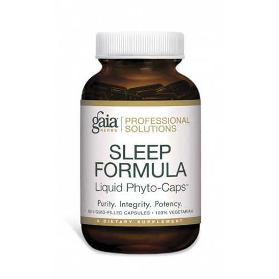 Picture of Sleep Formula 60 caps, Gaia Professional