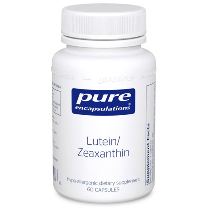 Picture of Lutein Zeaxanthin 60 ct., Pure Encapsulations
