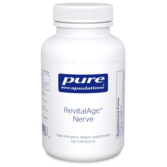 Picture of RevitalAge Nerve 120 ct., Pure Encapsulations