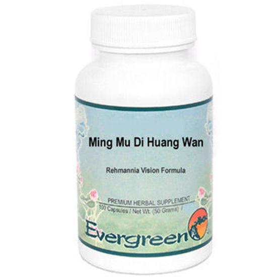 Picture of Ming Mu Di Huang Wan Evergreen Capsules