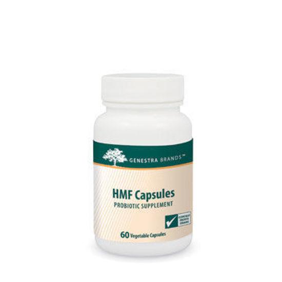 Picture of HMF Capsules 60 caps, Genestra
