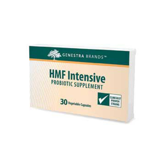 Picture of HMF Intensive 30 caps, Genestra