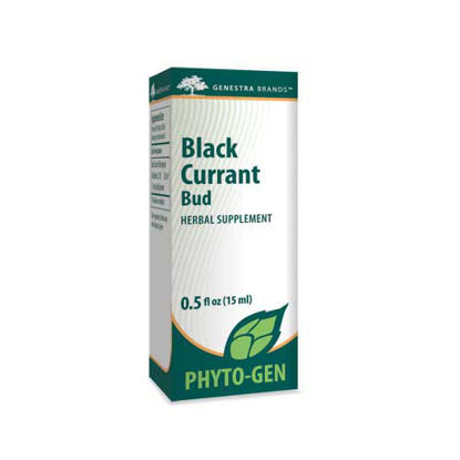Picture of Black Currant Bud 0.5 fl oz, Genestra Phyto-Gen