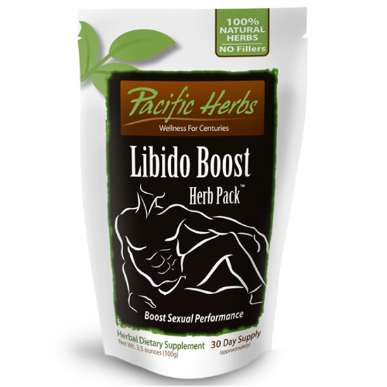Picture of Libido Booster Herb Pack by Pacific Herbs