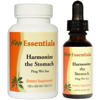 Picture of Harmonize the Stomach by Kan