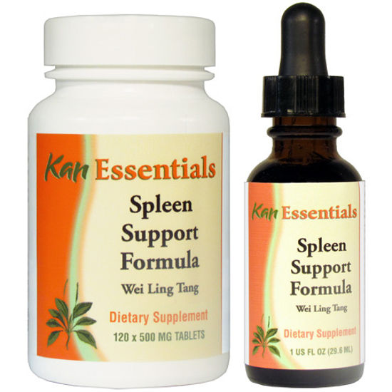 Picture of Spleen Support Formula by Kan