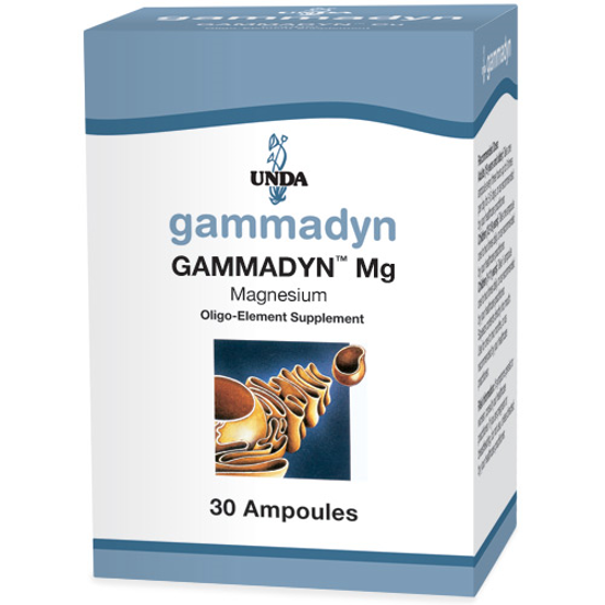 Picture of Gammadyn Mg 30 Ampoules, Unda