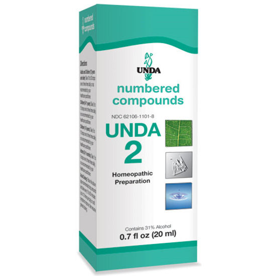 Picture of Numbered Compound #2 (20ml), Unda