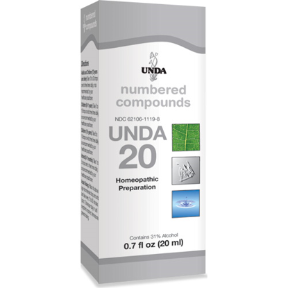 Picture of Numbered Compound #20 (20ml), Unda